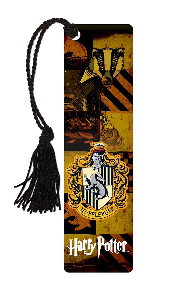 Harry Potter Hufflepuff Bookmark Usbmp739