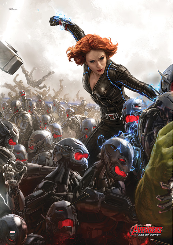 Marvel's Avengers: Age of Ultron (Black Widow