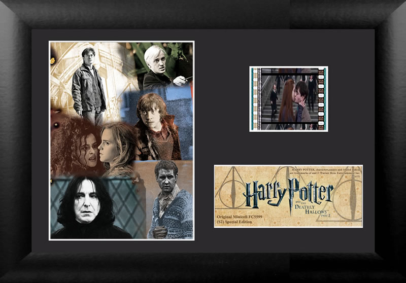Harry Potter And The Deathly Hallows Part 2 S2 Filmcells Minicell