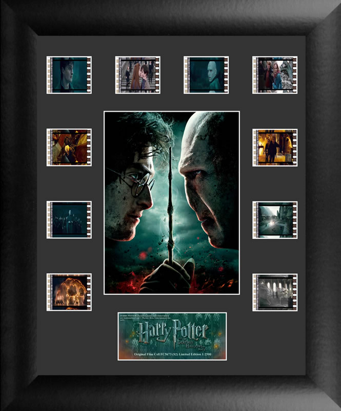 Harry Potter And The Deathly Hallows Part 2 S2 Filmcells Mini Montage