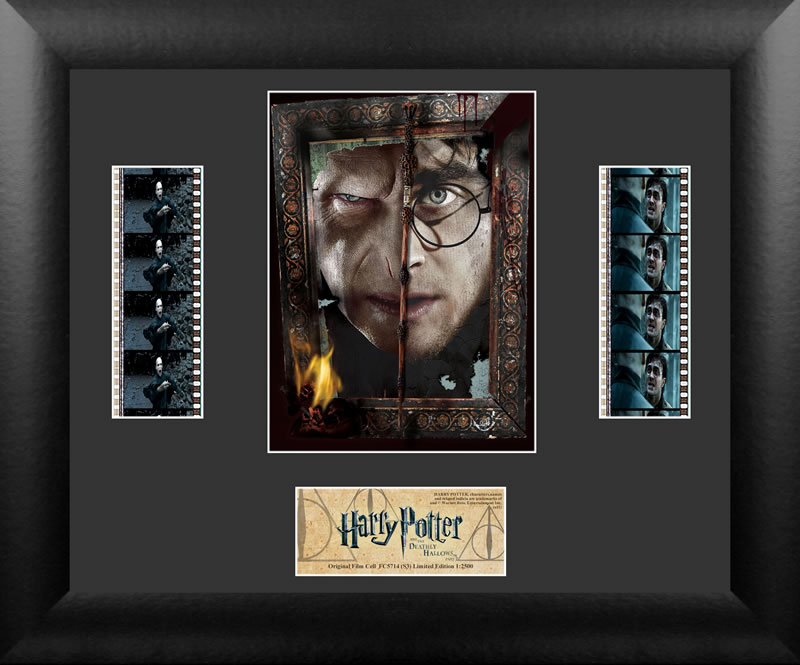 Harry Potter And The Deathly Hallows Part 2 S3 Double