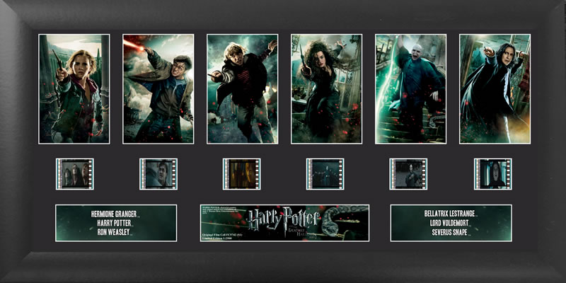 Harry Potter And The Deathly Hallows Part 2 S1 Filmcells