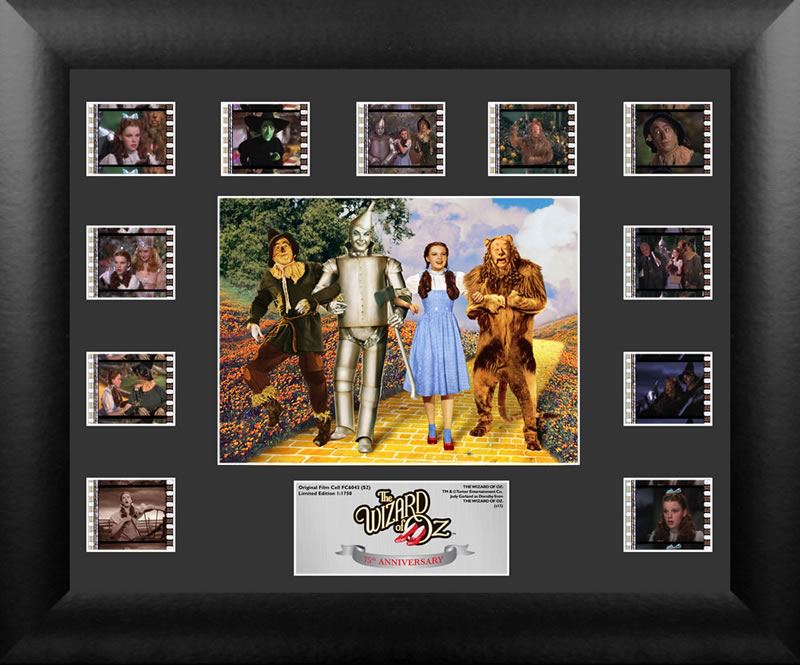 The Wizard Of Oz(TM) 75th Anniversary (S2) Mini Montage USFC6043