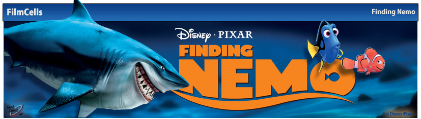 Finding Nemo Collectibles