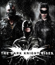 The Dark Knight Rises Film Cells