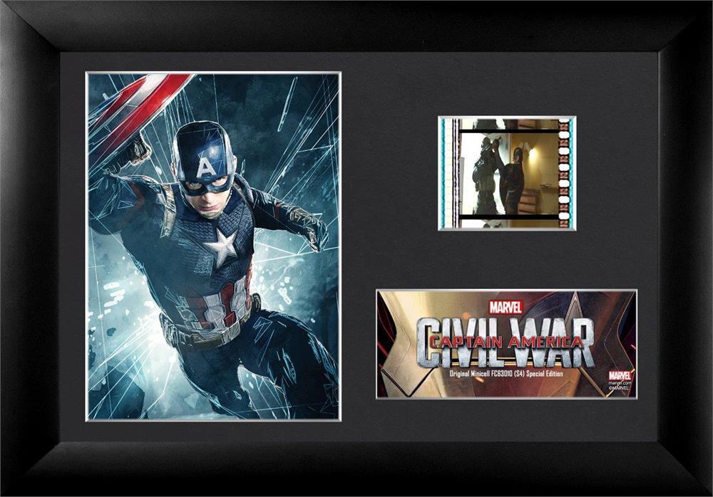 Marvel's Captain America: Civil War (S4) Minicell