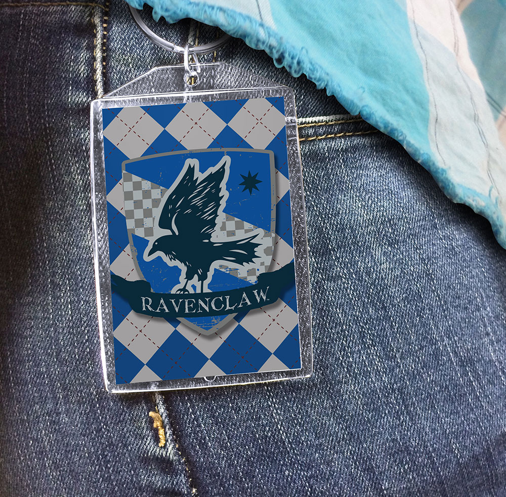 Harry potter ravenclaw keychain krp012 sharethis copy and paste biocorpaavc