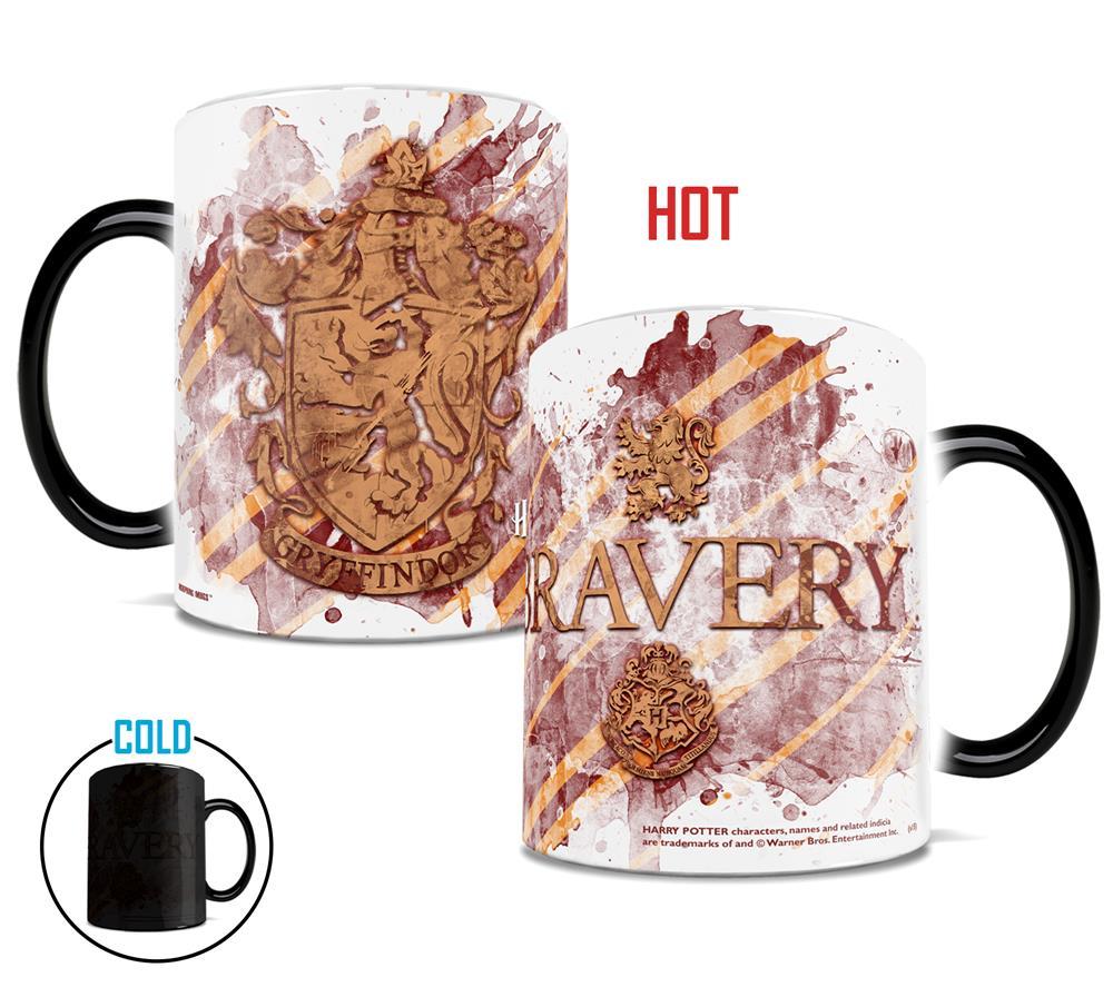 Harry Potter Gryffindor Morphing Mugs Heat Sensitive Mug