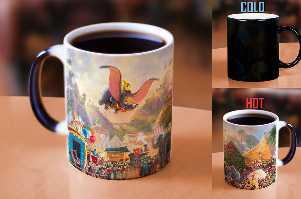 Disney S Dumbo Morphing Mugs Heat Sensitive Mug Mmug505