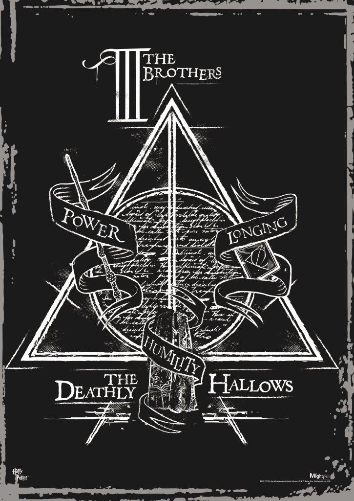 Harry Potter Deathly Hallows The Brothers Mightyprint