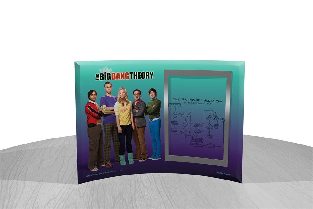 The Big Bang Theory Friendship Algorithm Starfire Prints