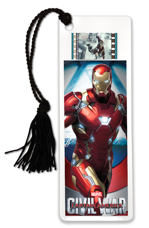 Marvel's Captain America: Civil War (S2) FilmCells Bookmark