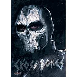 Marvel's Captain America: Civil War (Crossbones) MightyPrint Wall Art