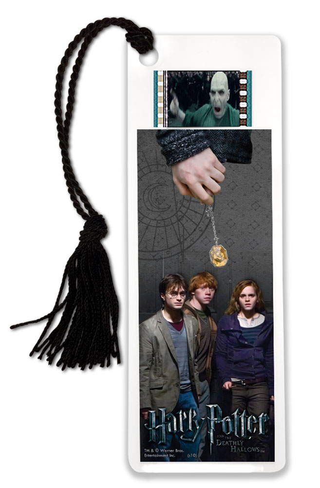 Harry Potter And The Deathly Hallows S2 Filmcells Bookmark