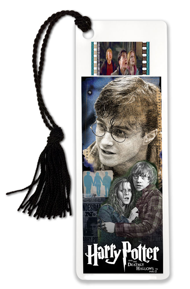 Harry Potter And The Deathly Hallows Part 2 S7 Filmcells Bookmark