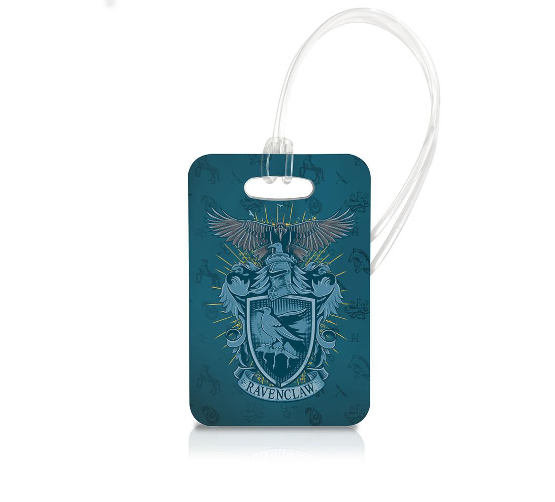 Harry Potter Ravenclaw Luggage Tag Ltrec027