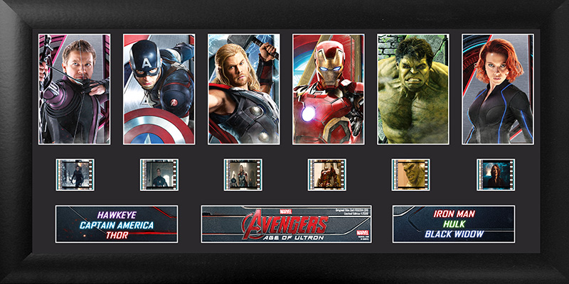 Marvel's Avengers: Age of Ultron (S1) Deluxe USFC6234