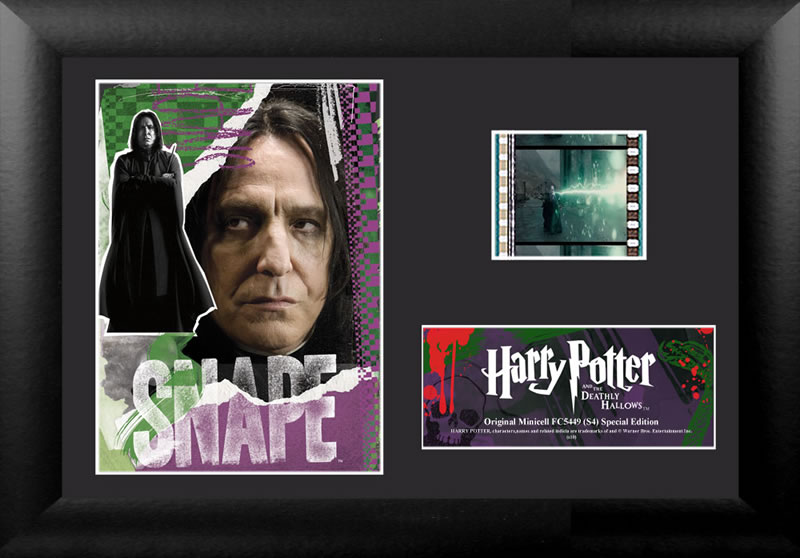 Harry Potter And The Deathly Hallows S4 Filmcells Minicell