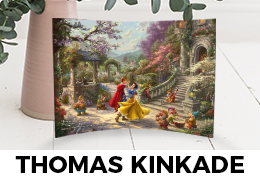 Thomas Kinkade Disney and More..