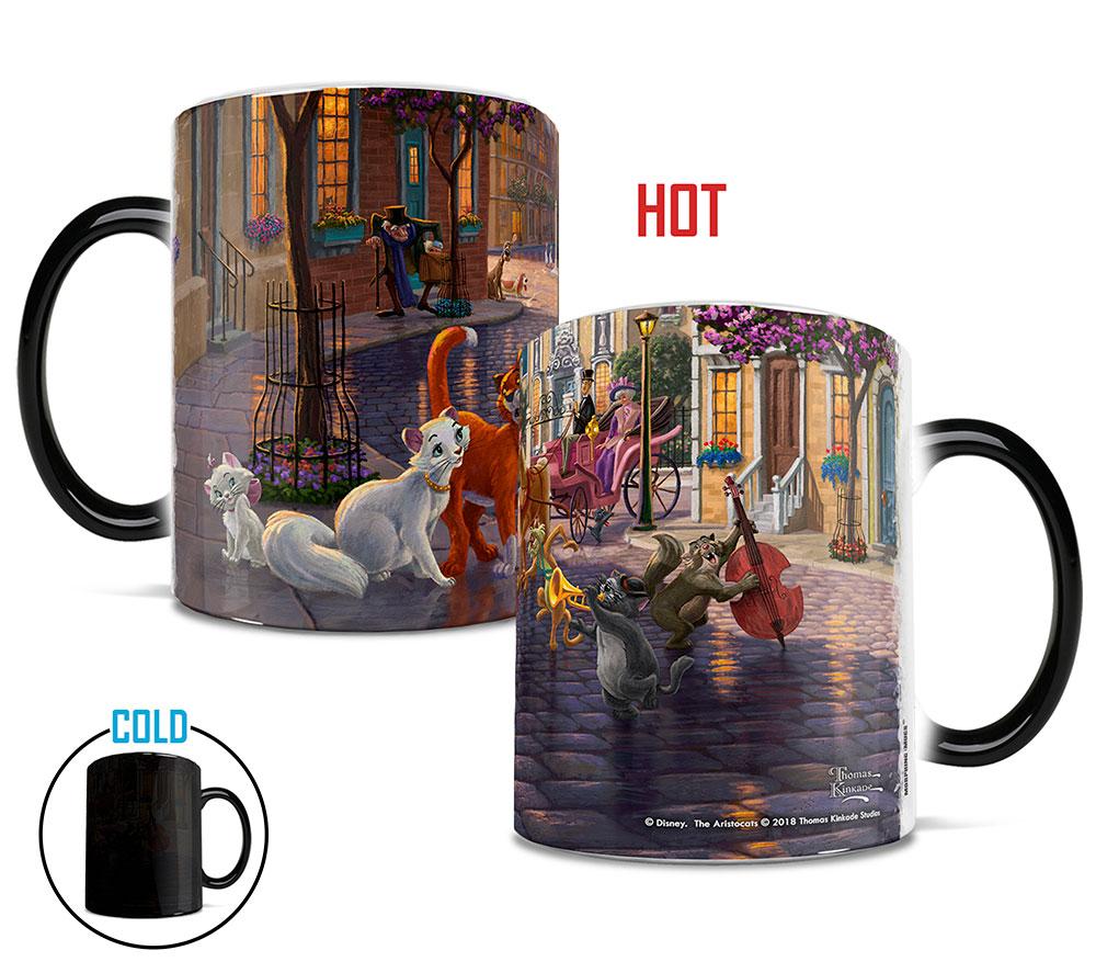 Mug Mugs® Disneythe AristocatsMorphing Heat Sensitive lK1uFc3TJ