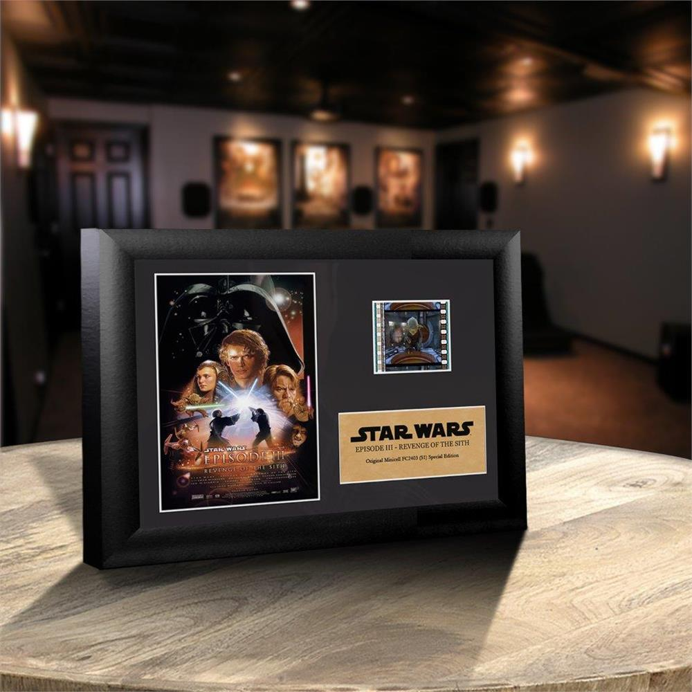 Star Wars Episode Iii Revenge Of The Sith Minicell