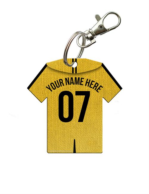 You've read about Quidditch in the books, seen it in the movies and maybe even played it in the field. Now, you can show your Quidditch team pride off with a personalized Hufflepuff Jersey.