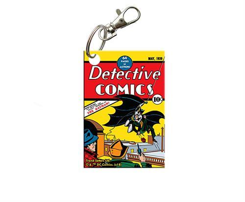 Licenses Products DC Comics Originals Batman String Doll Keychain