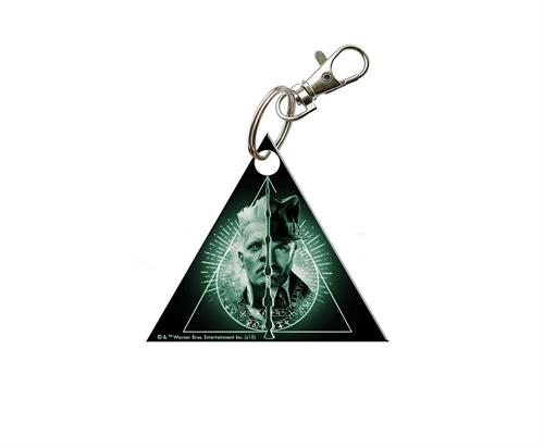 We were closer than brothers.   This officially licensed Fantastic Beasts: The Crimes of Grindelwald keychain is made entirely of acrylic for a long-lasting, light-catching collectible.