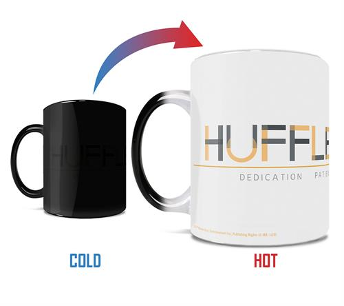 Dedicated. Patient. Loyal. As a Hufflepuff, you exude all of these qualities in more! Show the world how proud you are to belong to the same Hogwarts house as Cedric Diggory with this 11 oz color changing coffee mug.