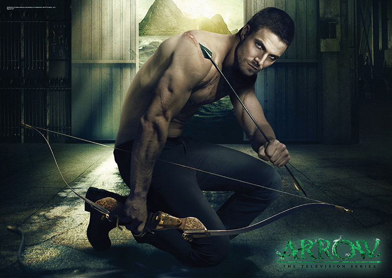Oliver Queen is one of those guys who has it all. Money, skill, charm, and a city full of evil that's just asking to be dealt with. In celebration of the hero, we give you this unique MightyPrint Wall Art that features the Arrow himself.
