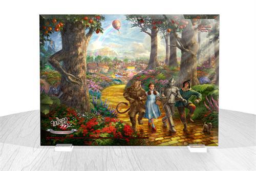 Thomas Kinkade Studios (The Wizard of Oz - Follow the