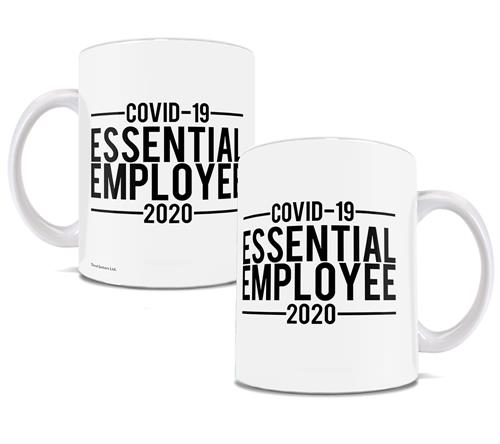 The COVID-19 pandemic has impacted everyone's lives in 2020. While many people are staying home to avoid contracting the virus, others are working on the frontlines and putting their health at risk. Thank you to all essential employees who are making grea