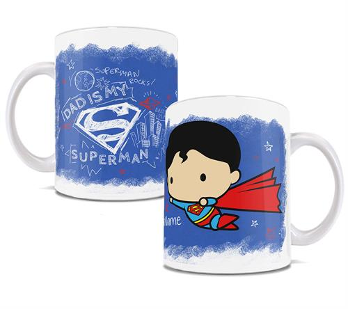 How adorable is this chibi Superman? How adorable is your dad? Are they basically the same person? We thought so.