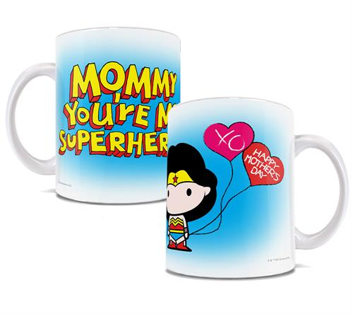 This Wonder Woman might be mighty and cute, but she's got nothin' on your Mom.