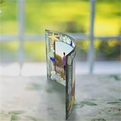 Marjolein Bastin Starfish And Sea Glass Curved Acrylic