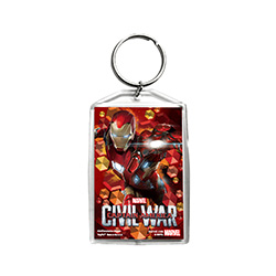 Marvel's Captain America: Civil War (S2) PolyPix Acrylic Keychain