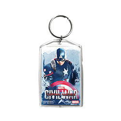 Marvel's Captain America: Civil War (S4) PolyPix Acrylic Keychain
