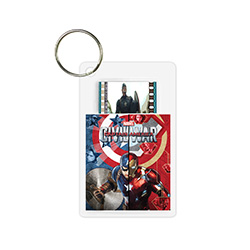 Marvel's Captain America: Civil War (S2) FilmCells Laminated Keychain