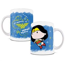Your Mom will adore this chibi Wonder Woman mug. It's almost as cute as you are!  Personalize with your name for an extra special gift.